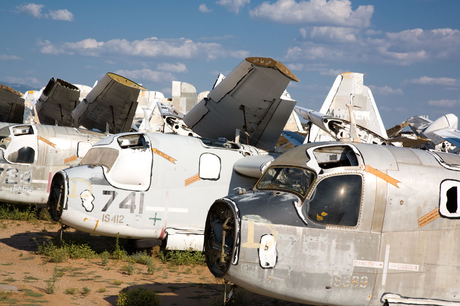 Boneyard, Tucson, Arizona