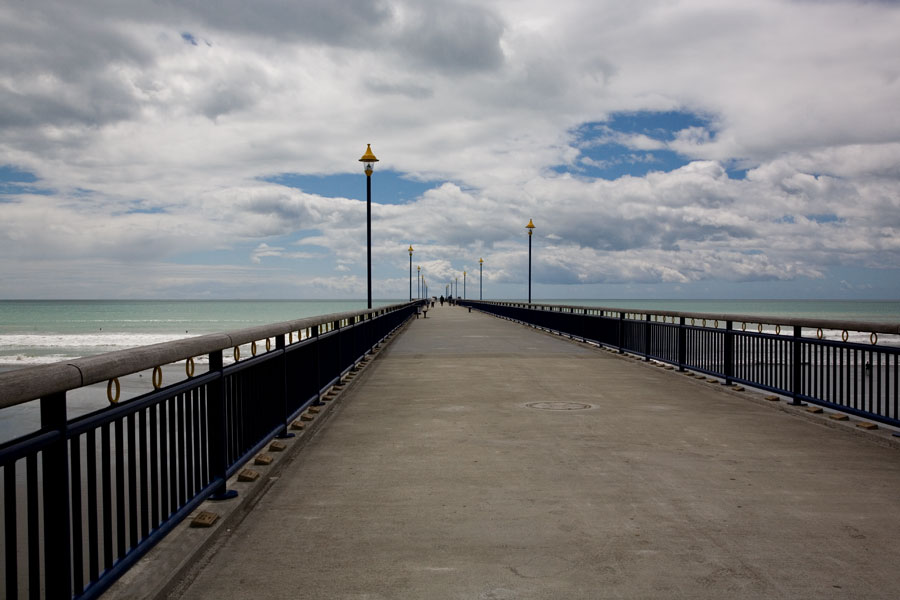 New Brighton Pier, Christchurch