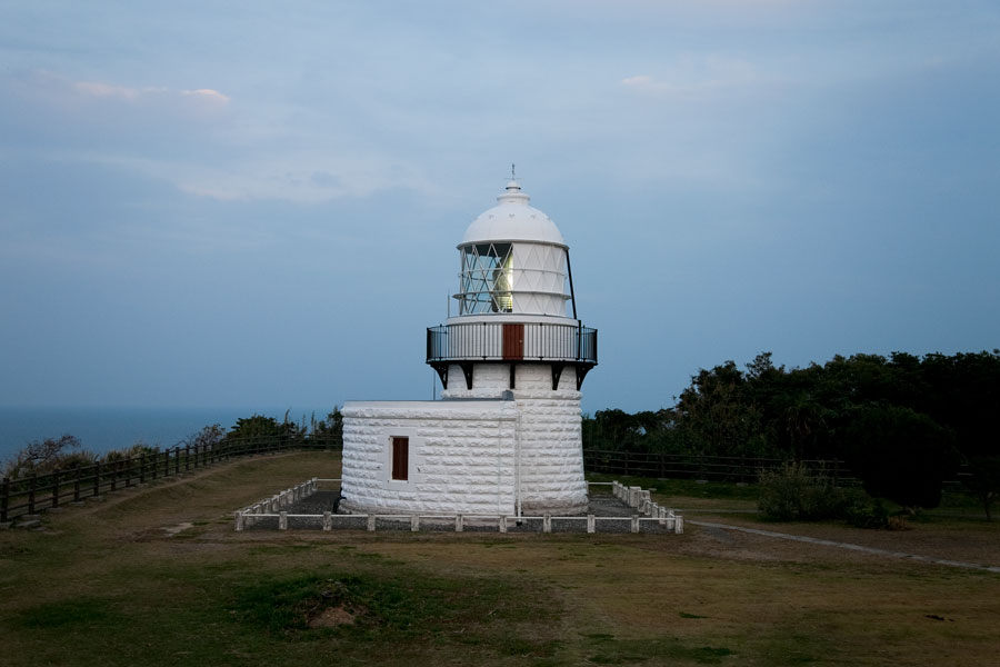 Noroshi lighthouse, Noto-hantō, Japan