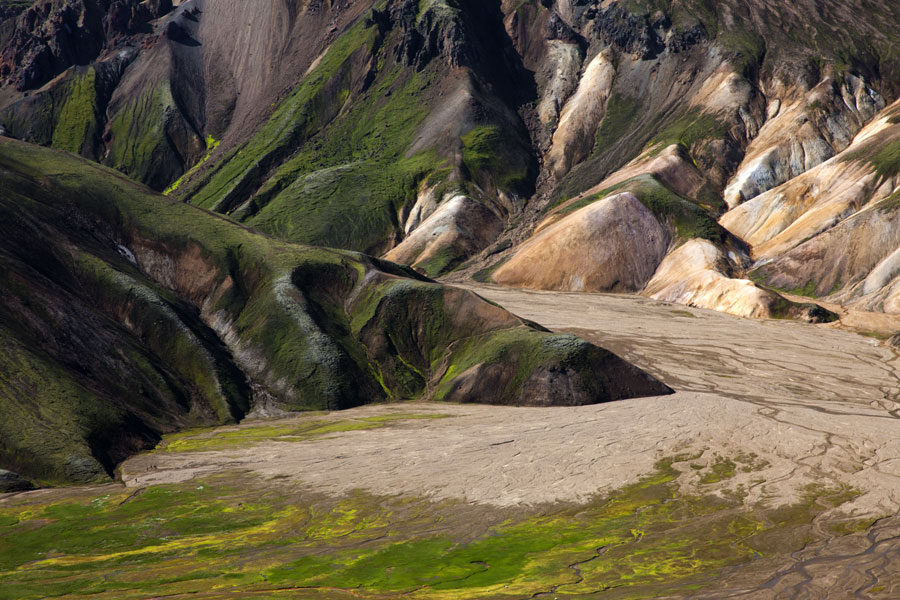 Iceland - the colored mountains - Landmannalaugar II