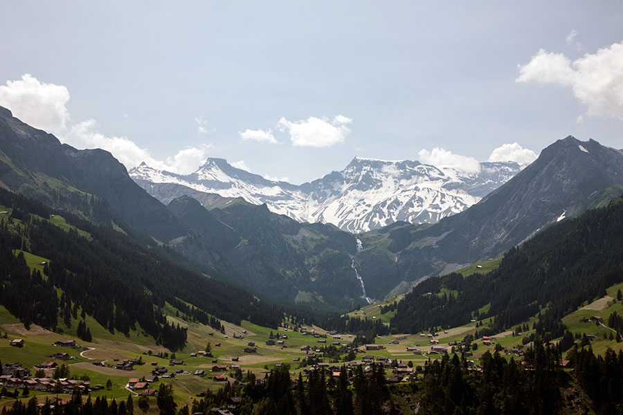 From the archive - Adelboden - Switzerland II